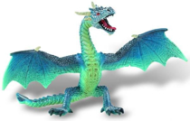 Imaginea Dragon turcoaz