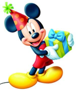 Picture of Mickey Celebration