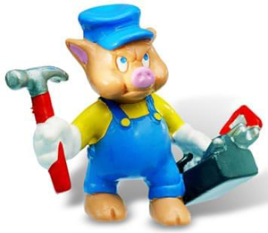 Picture of Little Pigs Mechanic