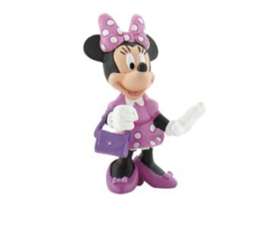 Picture of Minnie with bag