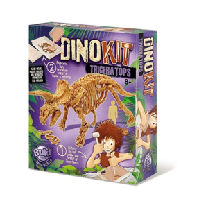 Picture of Paleontologie - Dino Kit - Triceratops