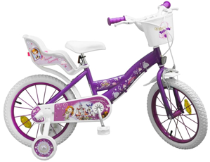 "Picture of Bicicleta 16"" Sofia the First"
