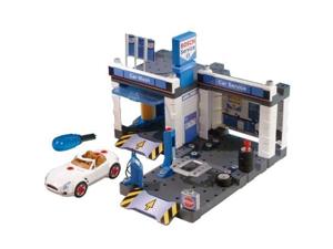 Picture of Statie reparatii masini cu spalatorie Bosch