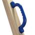 Picture of Manere din plastic 25 cm - Albastru