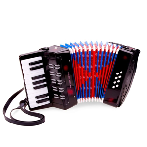 Picture of Acordeon mare - Negru