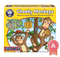 Imaginea Joc educativ Cheeky Monkeys