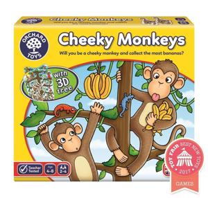 Picture of Joc educativ Cheeky Monkeys
