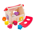 Picture of Casuta Shape Sorter cu forme