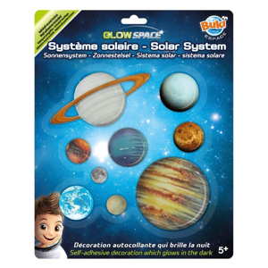 Picture of Decoratiuni de perete fosforescente - Sistemul Solar