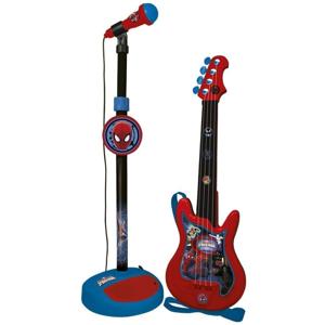 Picture of Set chitara si microfon Spiderman