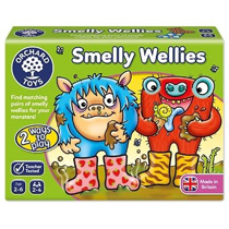 Imaginea Joc educativ Cizmulitele de Cauciuc SMELLY WELLIES