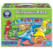 Imaginea Joc de societate Intrecerea dinozaurilor Dinosaur Race