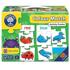 Picture of Joc educativ - puzzle in limba engleza Invata culorile prin asociere COLOUR MATCH