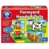 Picture of Joc educativ asociere Prietenii de la ferma FARMYARD HEADS & TAILS