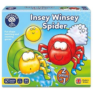 Picture of Joc educativ Cursa Paianjenilor INSEY WINSEY SPIDER