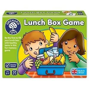 Picture of Joc educativ Mancare sanatoasa LUNCH BOX