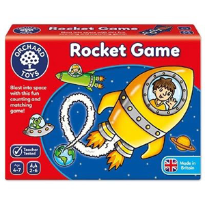 Picture of Joc educativ Racheta ROCKET GAME