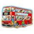 Picture of Puzzle de podea Autobuzul (15 piese) BIG BUS
