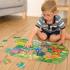 Picture of Puzzle de podea Dinozauri (50 piese) BIG DINOSAURS
