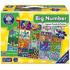 Picture of Puzzle de podea Invata numerele (de la 1 la 20) BIG NUMBER JIGSAW