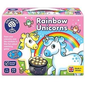 Picture of Joc educativ Unicornii Curcubeu RAINBOW UNICORNS