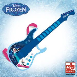 Picture of Chitara electronica Frozen NEW