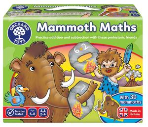Picture of Joc educativ Matematica Mamutilor MAMMOTH MATH