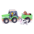 Picture of Tractor cu trailer - animale
