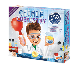 Picture of Laboratorul de chimie - 150 de experimente