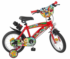 """Picture of Bicicleta 14"""" Mickey Mouse"""