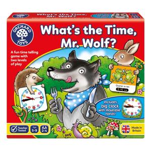 Picture of Joc de societate Cat Este Ceasul Domnule Lup WHAT'S THE TIME MR WOLF