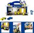 Picture of Statie reparatii masini cu spalatorie din lemn Michelin