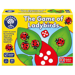 Picture of Joc educativ Buburuzele LADYBIRDS