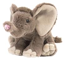 Imaginea Pui de Elefant African - Jucarie Plus Wild Republic 20 cm