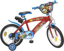 Imaginea Bicicleta 16'' Paw Patrol